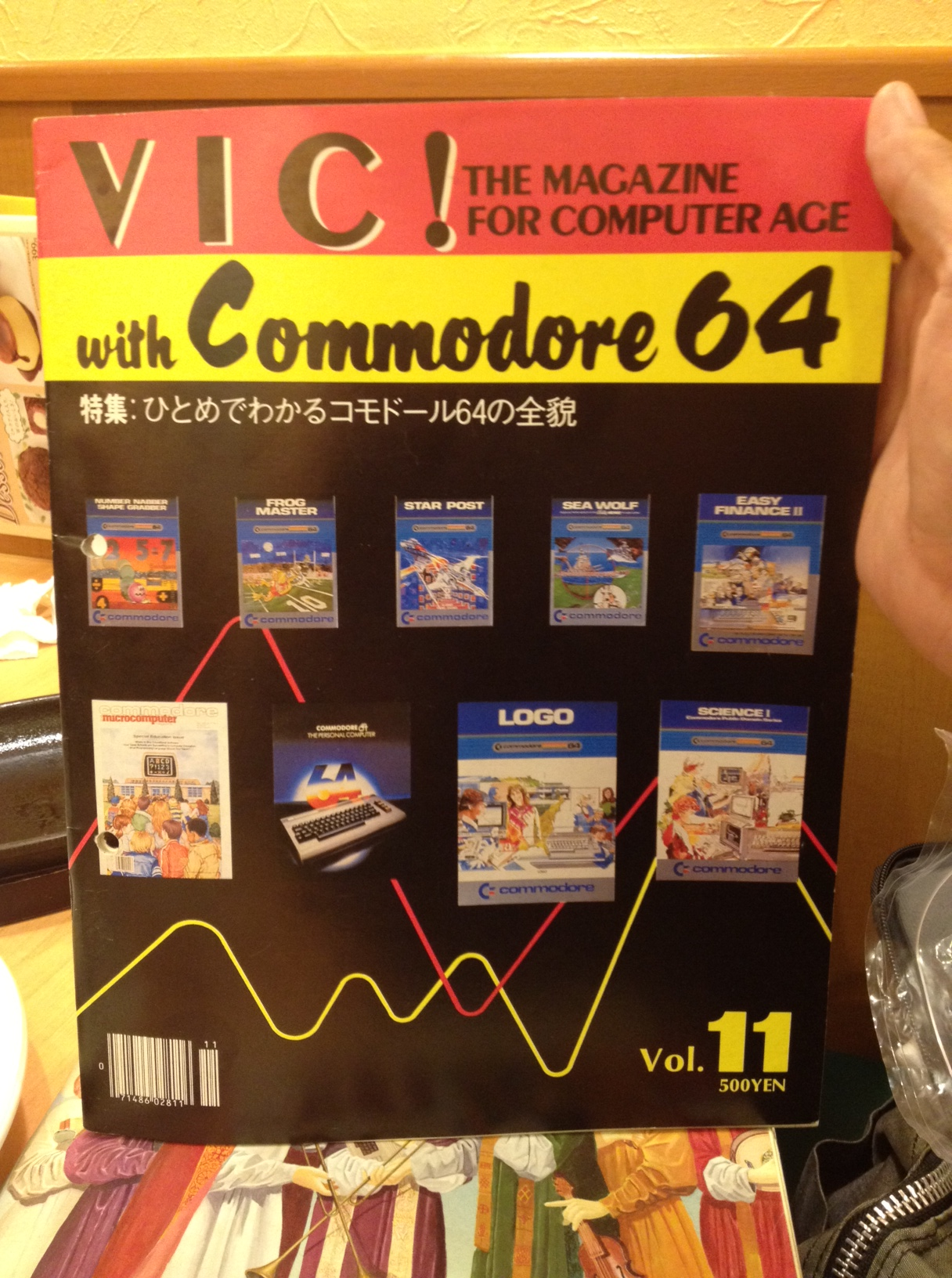 Back To Commodore Japan Sid Media Lab